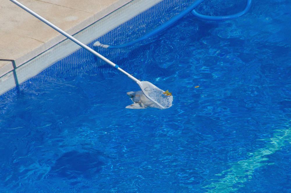 Cómo proteger las piscinas del otoño