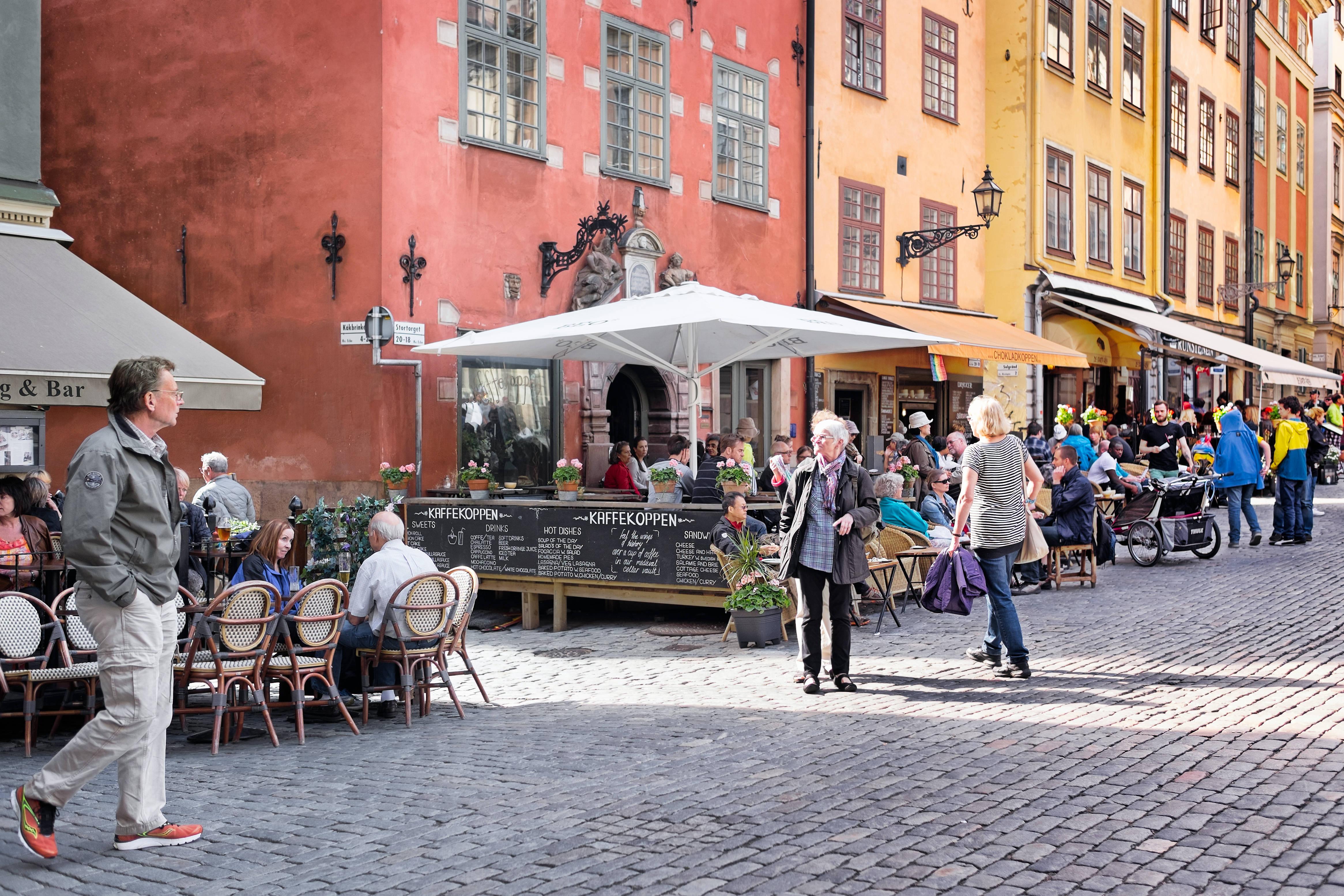 Suecia, uno de los mejores países en los que envejecer