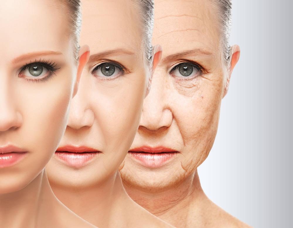 La buena o mala salud, en nuestro rostro se refleja