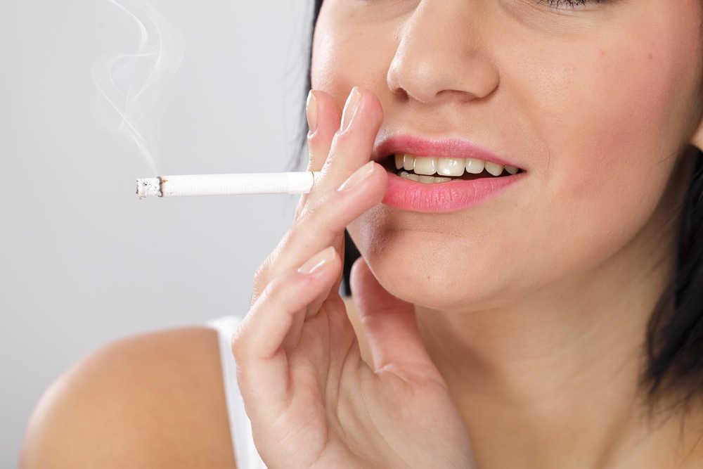 El consumo de tabaco y la salud bucodental