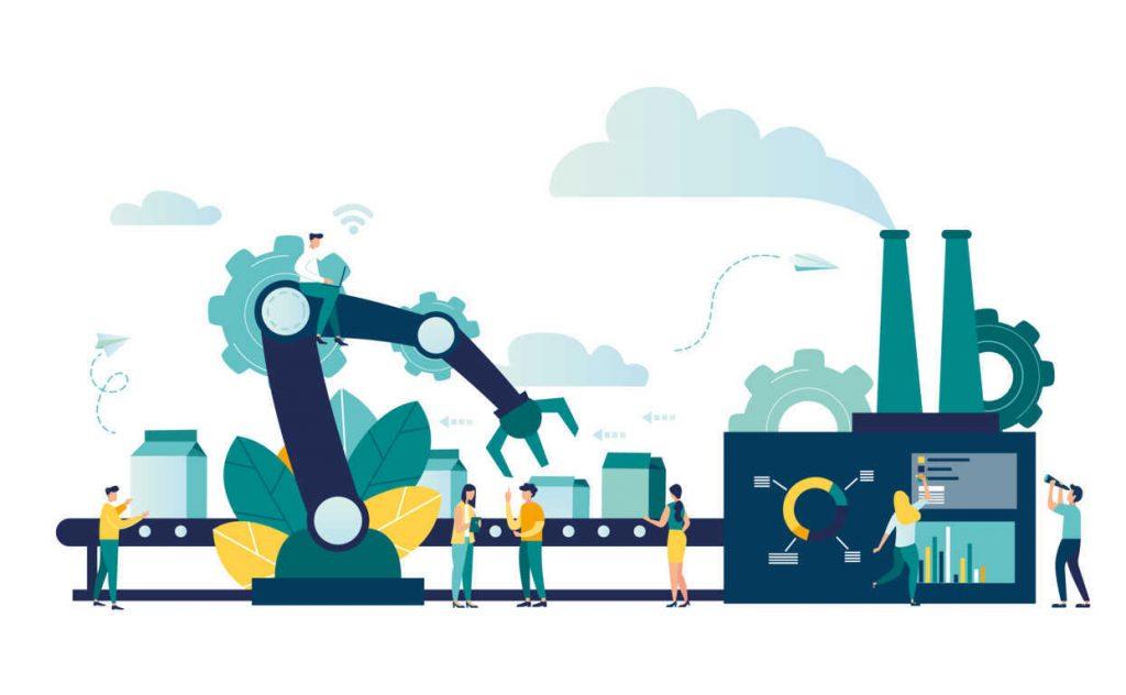 La tecnología y su influencia en las empresas manufactureras del siglo XXI