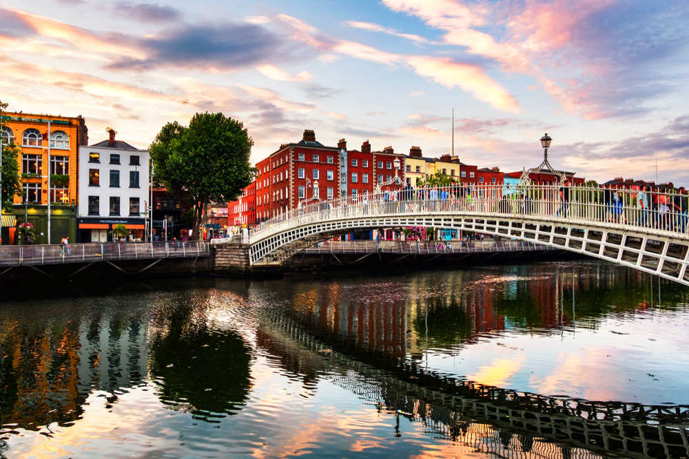 Dublín, una ciudad que me deja un bonito recuerdo